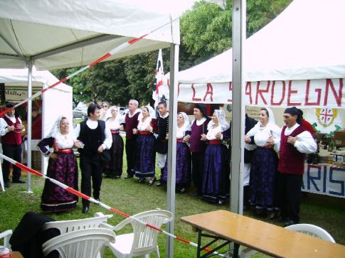FESTA A BARNBACH AUSTRIA 2